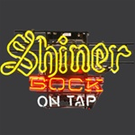 Shiner Bock Beer Neon Sign