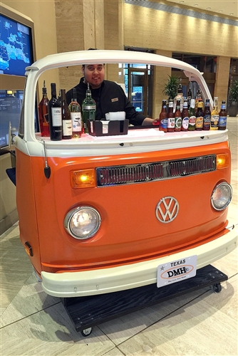 Vw Bus Bar Front