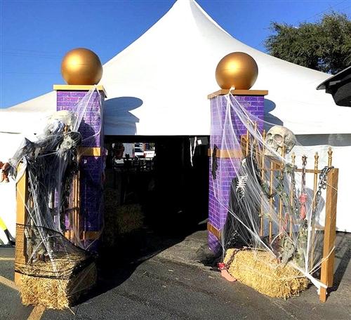 Candy Gate Entrance
