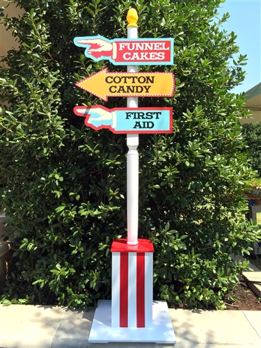 Carnival Pole