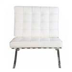 White Statler Chair