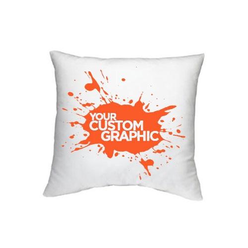 Custom Printed Pillow 18 Quot X 18 Quot