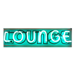 Neon Lounge Sign