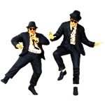 Dancing Brothers