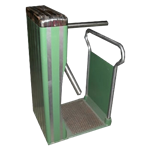 Stadium Turnstile Green