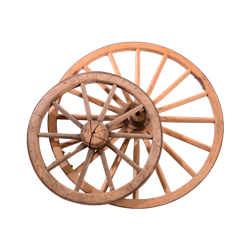 Small Wagon Wheel