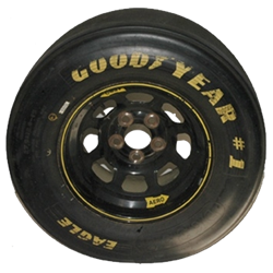 Racing Tire with Rim