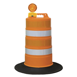 Construction Barrel
