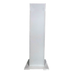 White Lighted Column