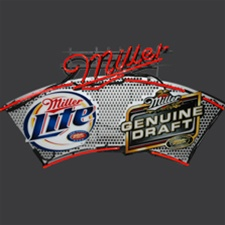 Miller Lite & Miller Genuine Draft Beer Neon Sign
