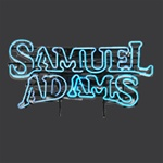 Samuel Adams Beer Neon Sign