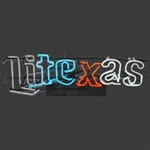 Miller Lite Texas Beer Neon Sign