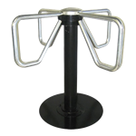 Stadium Turnstile Black