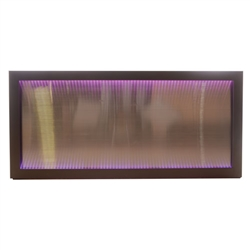 Infinity Black LED Bar