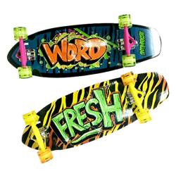 Set of (2) Skate Boards