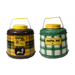Set of (2) Insulated Jugs