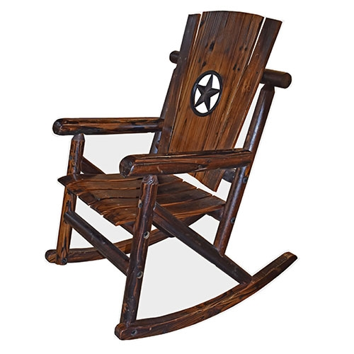 sc 1 st  Shag Carpet Props & Western Rocking Chair
