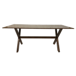 Rustic Table 6' Long
