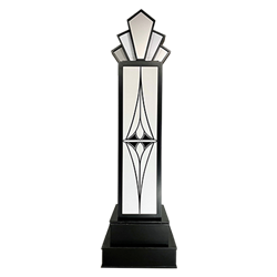 Art Deco Column