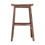 Rustic Bar Stool