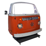 VW Bus Bar - Front Orange
