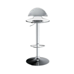 Clear Acrylic Bar Stool