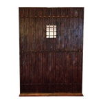 Rustic Warehouse Door