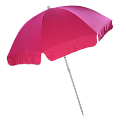Beach Umbrella - Pink