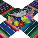 Mexican Fiesta Centerpiece