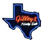 Gilley's Texas Neon Sign