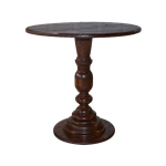 "Rustic 30"" Round Bistro Table"