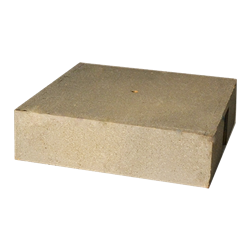 Cement Topper for Brick Column