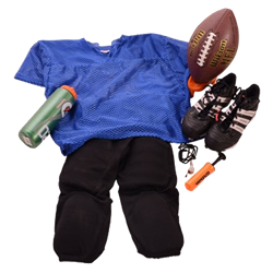 Football Scatter Package