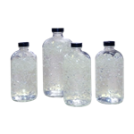 Set of (4) Potion Bottles