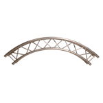 90 Degree Arc Truss