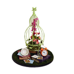 Whimsical Centerpiece - Birdcage