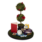 Whimsical Centerpiece - Topiary