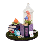 Whimsical Centerpiece - Apothecary Jar