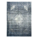 Distressed Rug - Indigo 8 x 11