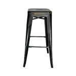 Bronze Bistro Bar Stool
