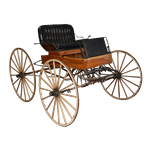 Small Western Wagon