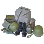 Military Scatter Package