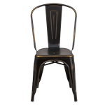 Bronze Bistro Chair