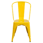Yellow Bistro Chair