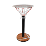 Basketball Highboy Table