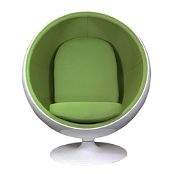 Ball Chair - Green