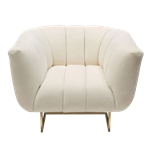 Belmont Chair - Ivory
