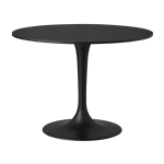 Black Bistro Table