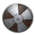 Shield - Metal & Wood
