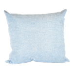 Powder Blue Heather Pillow